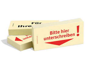 BIZSTIX® Business Haftnotizen
